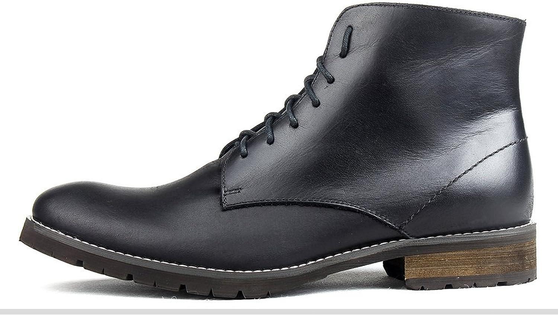 Men's shoe fashion retro style boot of England  American casual fashion boot Martin