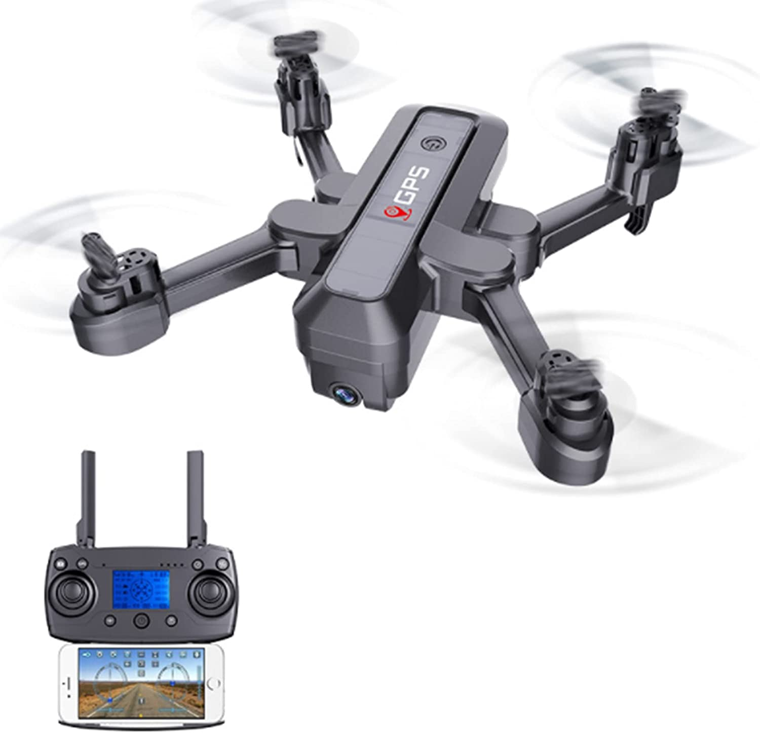 70% OFF Outlet 4DRC Selling and selling GPS Drone with 4K HD Camera FPV for Adults Live Video 5Ghz