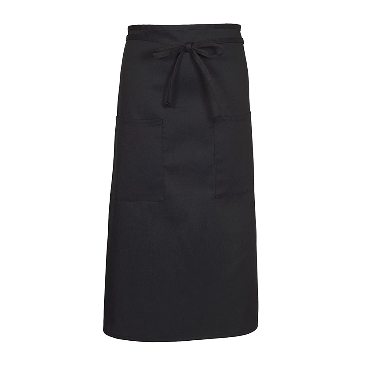 Fame Adult's Two Pocket Long Bistro Apron