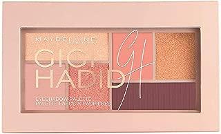 Maybelline Gigi Hadid eyeshadow Palette (Warm) - West Cost Glow Collection