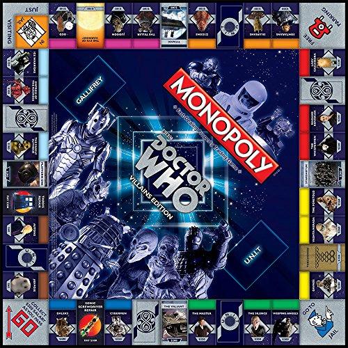 『Monopoly: Doctor Who Villains Edition [並行輸入品]』の2枚目の画像