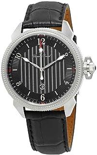 Lucien Piccard Trevi Black Dial Men's Watch 40053-01