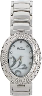Charisma Casual Watch for Women, Stainless SteelBand, C6528A