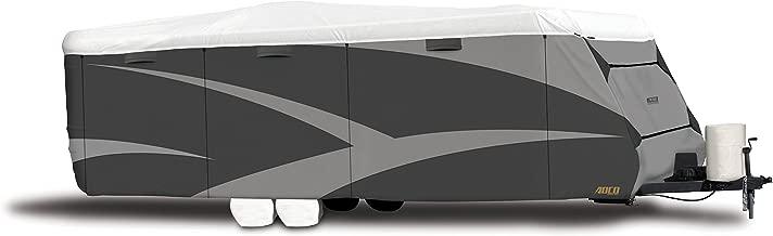 ADCO  34839 Designer Series Gray/White 15' 1
