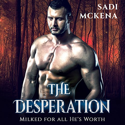 The Desperation audiobook cover art