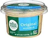 Whole Foods Market, Original Hummus, 16 oz