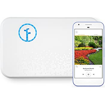 Rachio WiFi Smart Lawn Sprinkler Controller, 16-Zone 2nd Generation, Alexa and Apple HomeKit Compatible with Rain, Freeze and Wind Skip