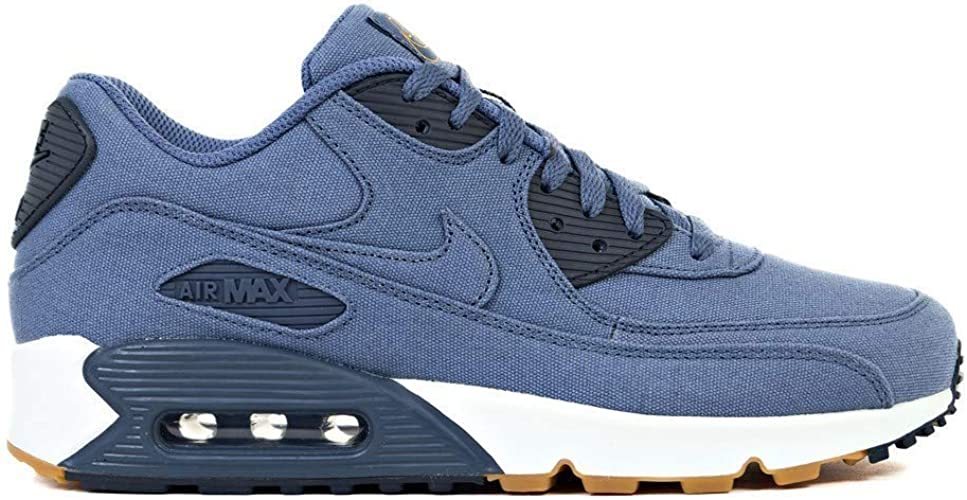 NIKE - Air Max 90 Txt - AO2437400 - Color: Blue - Size: 11.0 ...