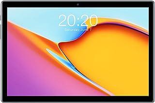 [最新Android10.0タブレット] TECLAST P20HD、タブレット10.1インチ、4GB RAM 64GB ROM、CPU 8コア、4G LTE SIM、FHD 1920*1200スクリ、TYPE-C、Bluetooth 5.0、...