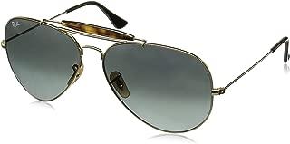 RB3029 Outdoorsman II Aviator Sunglasses