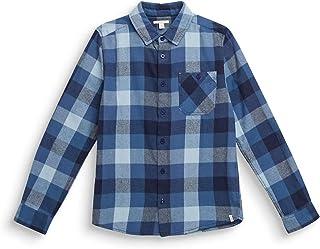 BLUE SEVEN Baby Jungen Hemd Flanellhemd Baumwollhemd Langarmhemd Kinderhemd