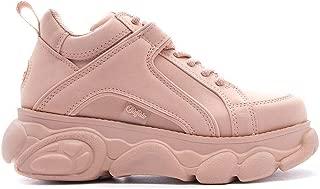 BUFFALO LONDON Luxury Fashion Womens CORINPINKNABUK Pink Sneakers | Fall Winter 19