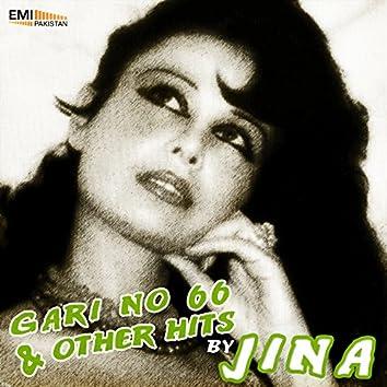 Gari No 66 and Other Hits by Jina