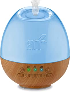ArtNaturals Sound Machine & Essential Oil Diffuser - (300ml Tank) - 6 Calming and Natural Sleep Sounds - Aromatherapy and White Noise for Relaxation and Sleeping - Baby, Kids, and Adults - Night Light