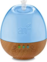 White Noise Machine & Essential Oil Diffuser 2-in-1 Aromatherapy Sleeping Sound Machines Best for Baby, Kids & Adults - 300ml Tank Aroma Therapy Scent Maker w/ 6 Calming Sleep Sounds & LED Night Light
