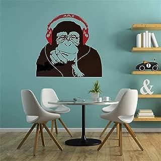 Best monkey with headphones wallpaper Reviews