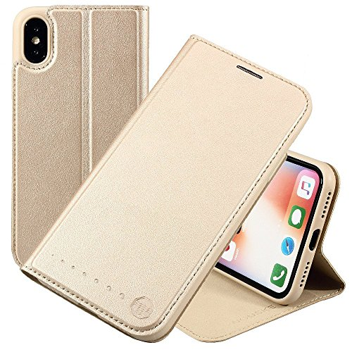 iPhone X Custodia in silicone Sabbia Nouske
