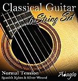 Adagio Pro - CLASSICAL Guitar Strings - Nylon Normal Gauge .028-.043
