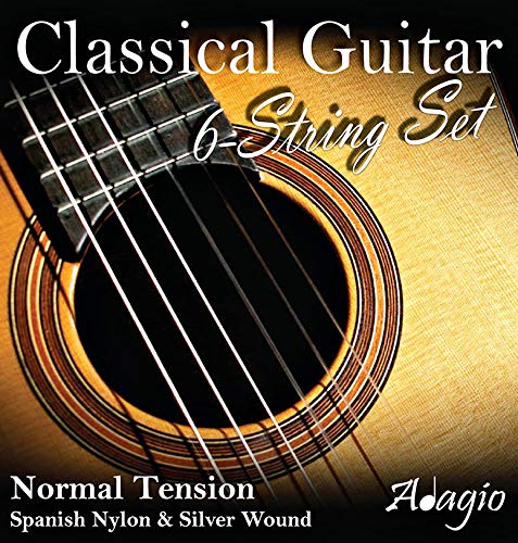 Adagio Pro - CLASSICAL Guitar Strings - Nylon Normal Gauge .028-.043