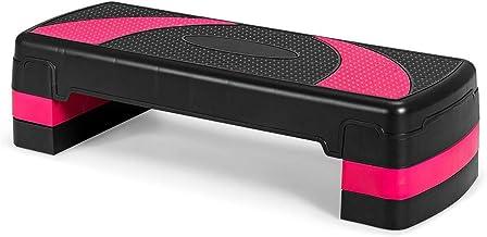 Aerobic Stepper Fitness Stappen Hoogte Verstelbaar Oefening Stepper, Met 3 Platform Adjustable Step Levels Workout Trainin...
