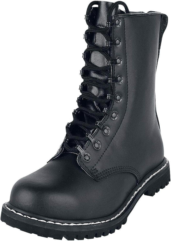Brandit Combat para Boots Black