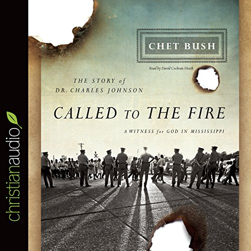 Called to the Fire audiobook cover art