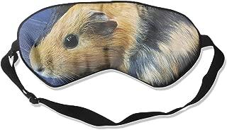 COMFORTLIFE Angola Guinea Pig 99% Eyeshade Blinders Sleeping Eye Patch Eye Mask Blindfold For Travel Insomnia Meditation
