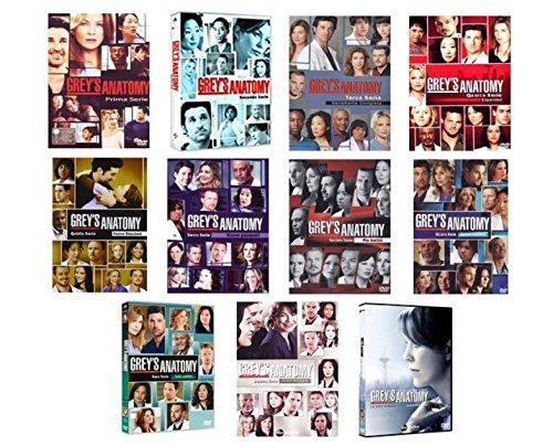 GREY'S ANATOMY - Stagioni 1-11 (65 DVD)