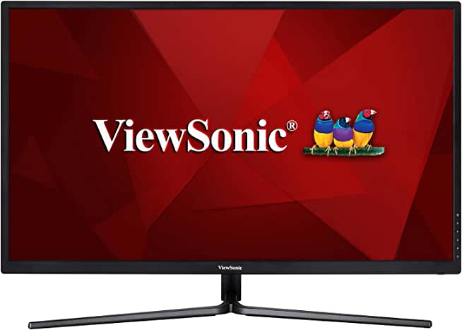 ViewSonic VX3211-4K-MHD 32″ 4K IPS Widescreen Monitor