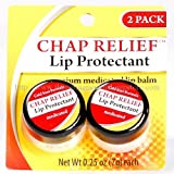 Chap Relief Lip Protectant (Pack of 2 jars)
