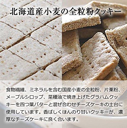 コガネイチーズケーキ『ドライフルーツのチーズケーキ』