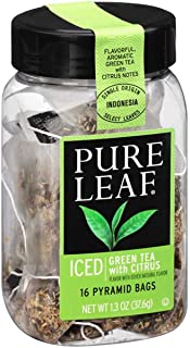 TEA,ICED,GREEN,CITRUS,BAG - Pack of 6