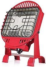 Calentador De Gas Estufa Multifuncional Para Asar En El Hogar Calentador De Butano Al Aire Libre Para Interiores (rojo), Calentador Portátil Independiente Reversible