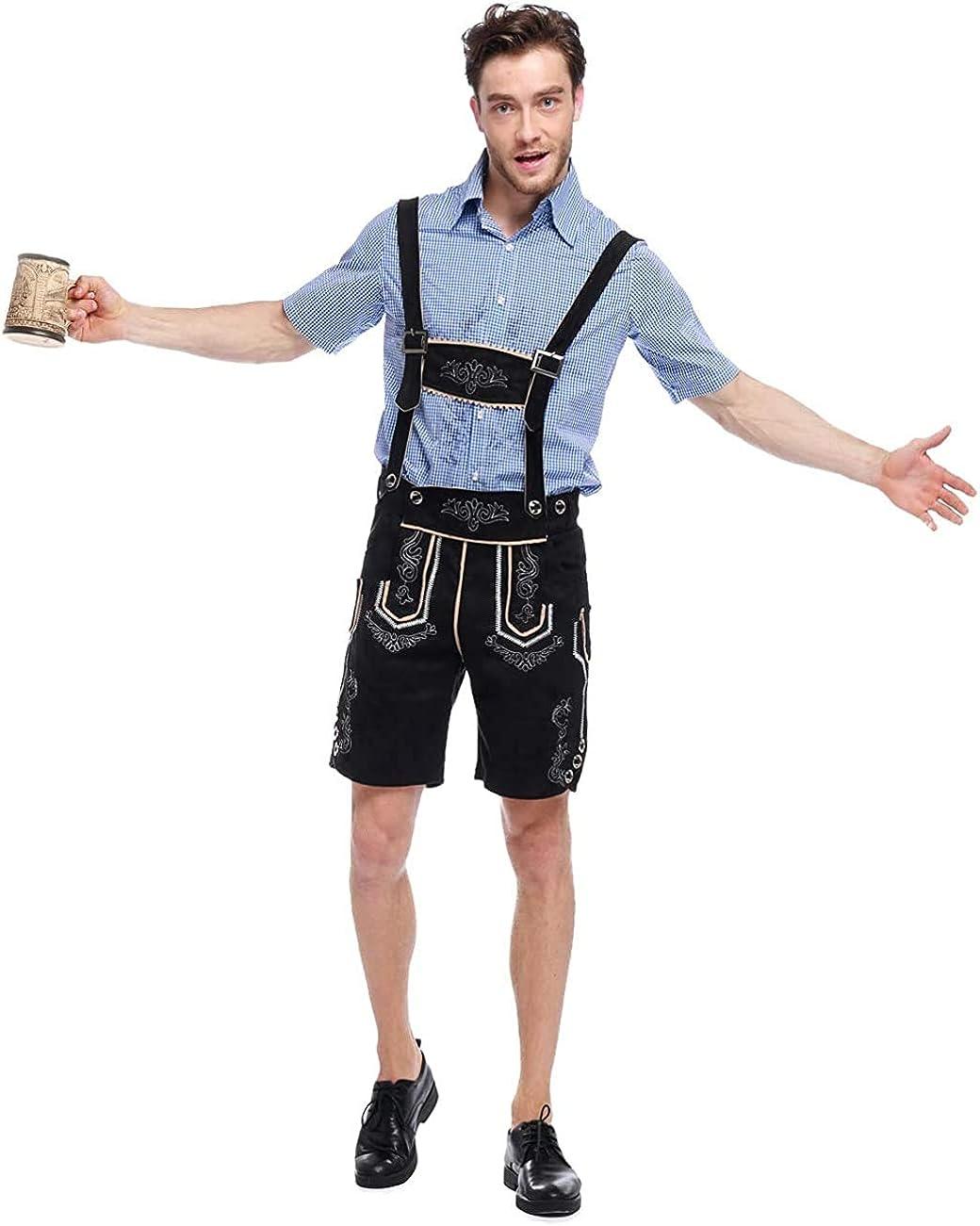 Max 90% OFF Paniclub Oktoberfest Costume Bavarian Tucson Mall Men Toddler L Kids Uniform