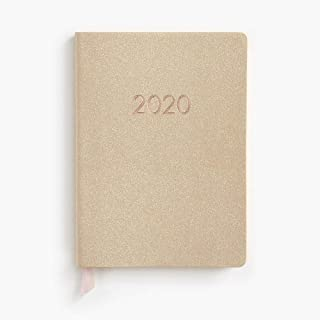 2020 Rose Gold Planner, by Waste Not Paper