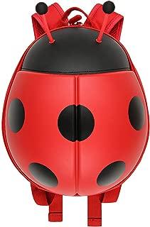 Little Kids School Bag Toddler Backpack cute animal Chafer Ladybug bag for Kindergarten children
