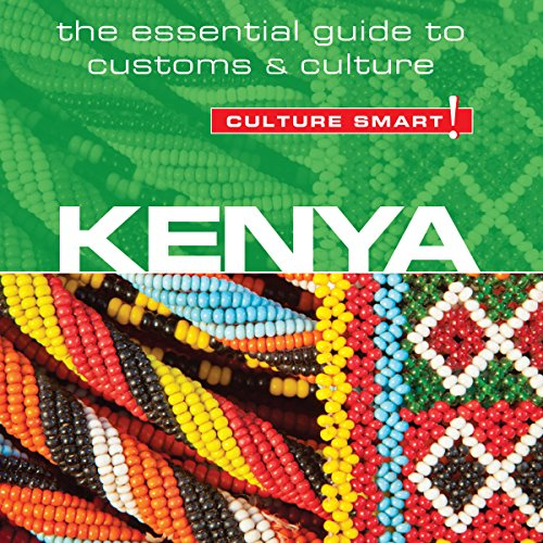 Kenya - Culture Smart! audiobook cover art
