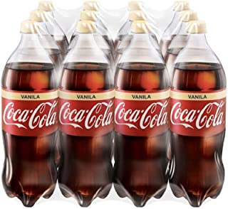 Coca-Cola Vanilla, 1.5L (Pack of 12)