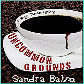 Uncommon Grounds audiobook cover art