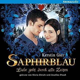 Saphirblau Titelbild