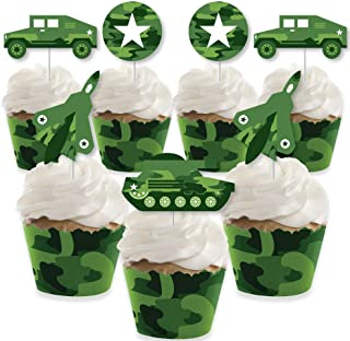 camouflage cake decorating supplies