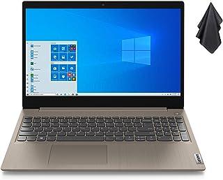 2021 Lenovo IdeaPad 3 ビジネスノートパソコン 15.6インチ HDディスプレイ Intel Core i3-1005G1 プロセッサ (i7-7660U) 8GB RAM 128GB SSD ウェブカメラ Bluetoot...