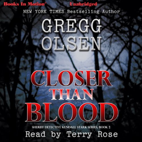 Closer than Blood cover art
