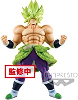 Banpresto Dragonball Super Movie Cyokoku Buyuden-Super Saiyan Broly Full Power-