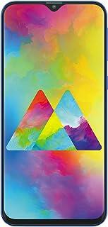 Samsung Galaxy M20 (Ocean Blue, 4+64GB)