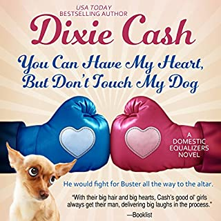 You Can Have My Heart, but Don't Touch My Dog audiobook cover art