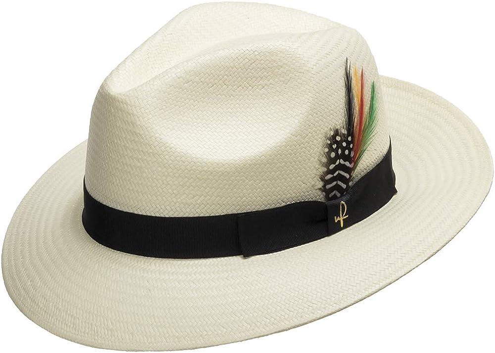Quality inspection ULTRAFINO Fedora Direct sale of manufacturer GULLPORT Reward Classic Exotic Straw Hat Panama