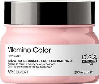 L'Oréal Professionnel Paris | Maschera professionale per capelli colorati Vitamino Color Serie Expert, Formula idratante a...