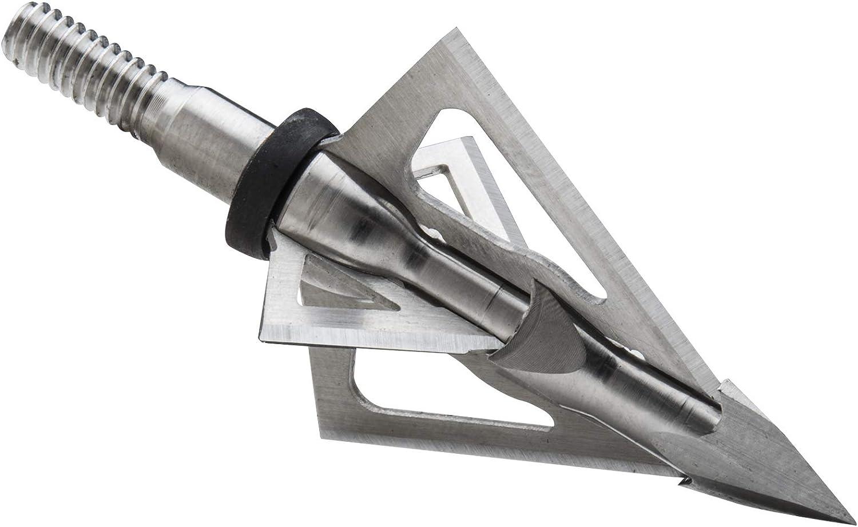 TRUGLO Titanium 70%OFFアウトレット X 100-Grain Broadheads 3-Pack Crossbow - 驚きの値段で