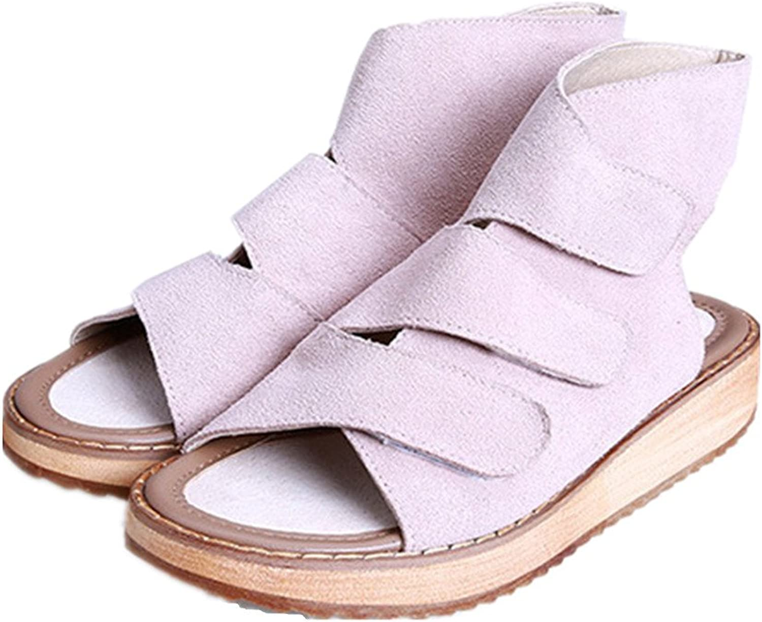 Women's Summer Must-Haves Fashion Casual Platform Sandals Outdoor Slippers